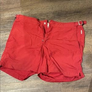 Orlebar Brown - Red Setter Swim Trunks / Swim Suit